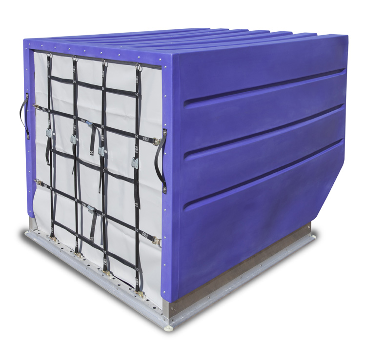 LD 3 AKE Air Cargo Container